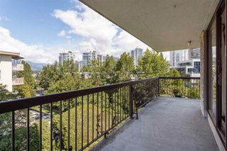 "Photo 16: 702 114 W KEITH Road in North Vancouver: Central Lonsdale Condo for sale in ""Ashby House"" : MLS®# R2525827"