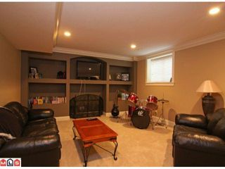 """Photo 9: 16220 26TH Avenue in Surrey: Grandview Surrey House for sale in """"MORGAN HEIGHTS"""" (South Surrey White Rock)  : MLS®# F1112581"""