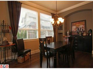 """Photo 5: 16220 26TH Avenue in Surrey: Grandview Surrey House for sale in """"MORGAN HEIGHTS"""" (South Surrey White Rock)  : MLS®# F1112581"""
