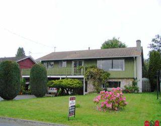 Photo 1: 1349 KENT ST: White Rock House for sale (South Surrey White Rock)  : MLS®# F2511105