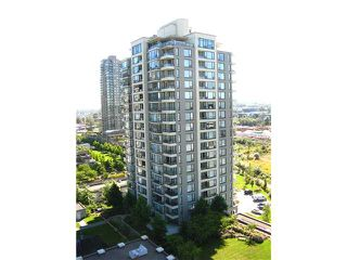 Photo 1: 1505 4118 DAWSON Street in Burnaby: Brentwood Park Condo for sale (Burnaby North)  : MLS®# V908430
