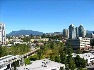 Photo 8: 1505 4118 DAWSON Street in Burnaby: Brentwood Park Condo for sale (Burnaby North)  : MLS®# V908430
