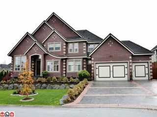 "Photo 1: 17128 84A Avenue in Surrey: Fleetwood Tynehead House for sale in ""Waterford Estates"" : MLS®# F1126721"