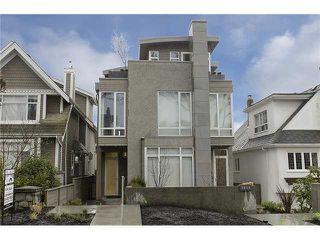 Photo 1: 2046 Whyte Avenue in : Kitsilano House 1/2 Duplex for sale (Vancouver West)  : MLS®# V999725