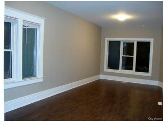 Photo 4: 703 BERESFORD Avenue in WINNIPEG: Manitoba Other Residential for sale : MLS®# 1321456