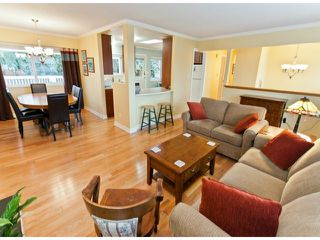 "Photo 4: 17022 HEREFORD Place in Surrey: Cloverdale BC House for sale in ""Cloverdale Hillside"" (Cloverdale)  : MLS®# F1402561"