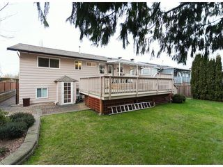 "Photo 18: 17022 HEREFORD Place in Surrey: Cloverdale BC House for sale in ""Cloverdale Hillside"" (Cloverdale)  : MLS®# F1402561"