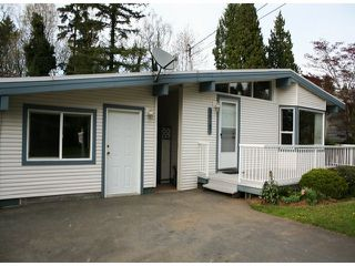 Photo 1: 34167 CEDAR Avenue in Abbotsford: Central Abbotsford House for sale : MLS®# F1409185