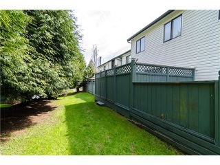 "Photo 20: 38 6629 138TH Street in Surrey: East Newton Townhouse for sale in ""Hyland Creek"" : MLS®# F1410025"