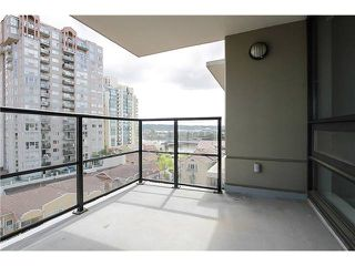 """Photo 9: 1001 1 RENAISSANCE Square in New Westminster: Quay Condo for sale in """"THE Q AT THE NEW WESTMINSTER QUAY"""" : MLS®# V1061175"""