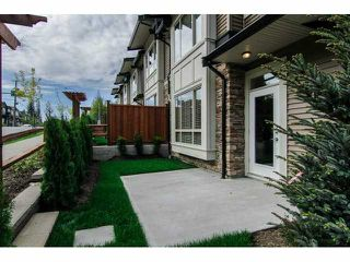 "Photo 19: 6 23986 104 Avenue in Maple Ridge: Albion Townhouse for sale in ""SPENCER BROOK"" : MLS®# V1066676"