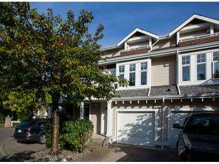 "Photo 1: 2 9036 208TH Street in Langley: Walnut Grove Townhouse for sale in ""Hunter's Glen"" : MLS®# F1424781"