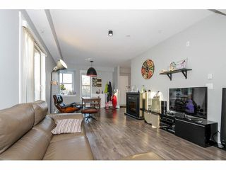 """Photo 7: 203 2110 ROWLAND Street in Port Coquitlam: Central Pt Coquitlam Townhouse for sale in """"AVIVA ON THE PARK"""" : MLS®# V1094259"""