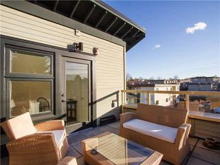 """Photo 17: 1769 E 20TH Avenue in Vancouver: Victoria VE Townhouse for sale in """"Cedar Cottage Townhouses"""" (Vancouver East)  : MLS®# V1094982"""