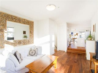"""Photo 3: 1769 E 20TH Avenue in Vancouver: Victoria VE Townhouse for sale in """"Cedar Cottage Townhouses"""" (Vancouver East)  : MLS®# V1094982"""