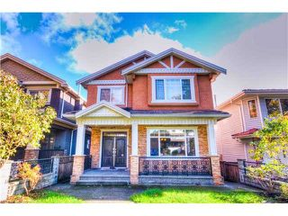 Main Photo: 8108 HUDSON Street in Vancouver: Marpole House for sale (Vancouver West)  : MLS®# V1098100