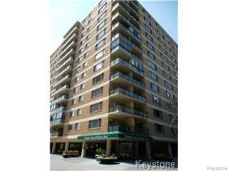 Photo 1: 300 Roslyn Road in WINNIPEG: Fort Rouge / Crescentwood / Riverview Condominium for sale (South Winnipeg)  : MLS®# 1501662