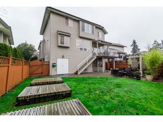 "Photo 18: 5836 167TH Street in Surrey: Cloverdale BC House for sale in ""WESTSIDE TERRACE"" (Cloverdale)  : MLS®# F1431310"