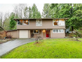 """Main Photo: 1883 APPIN Road in North Vancouver: Westlynn House for sale in """"WESTLYNN"""" : MLS®# V1103920"""