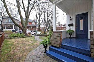 Main Photo: 122 Willow Avenue in Toronto: The Beaches House (2-Storey) for sale (Toronto E02)  : MLS®# E3175398