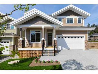 Photo 1: 1348 MARGUERITE Street in Coquitlam: Burke Mountain Home for sale ()  : MLS®# V1006133