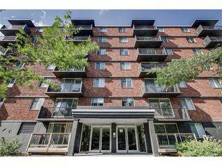 Main Photo: 704 1236 15 Avenue SW in Calgary: Connaught Condo for sale : MLS®# C4017217
