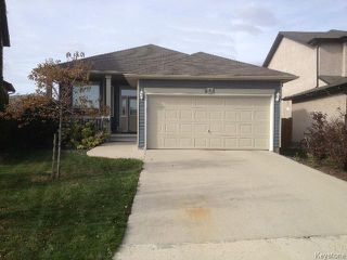 Photo 1: 981 Aldgate Road in WINNIPEG: St Vital Residential for sale (South East Winnipeg)  : MLS®# 1519891