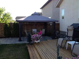 Photo 6: 981 Aldgate Road in WINNIPEG: St Vital Residential for sale (South East Winnipeg)  : MLS®# 1519891