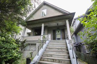 "Photo 1: 557 E 48TH Avenue in Vancouver: Fraser VE House for sale in ""Main Street/Fraser Street"" (Vancouver East)  : MLS®# R2077424"