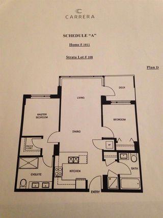 Photo 10: 1011 7338 GOLLNER Avenue in Richmond: Brighouse Condo for sale : MLS®# R2082699