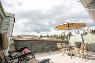 "Photo 14: 40 7488 SOUTHWYNDE Avenue in Burnaby: South Slope Townhouse for sale in ""Ledgestone 1 by Adera"" (Burnaby South)  : MLS®# R2091823"