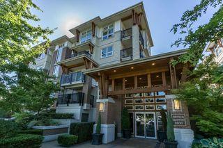 """Photo 1: 111 8600 PARK Road in Richmond: Brighouse Condo for sale in """"SAFFRON"""" : MLS®# R2102737"""