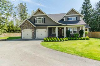 Photo 1: 7060 236 Street in Langley: Salmon River House for sale : MLS®# R2106790
