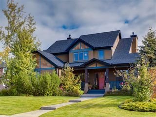 Photo 1: 16 GOLDEN ASPEN Crest in Rural Rocky View County: Rural Rocky View MD House for sale : MLS®# C4083219