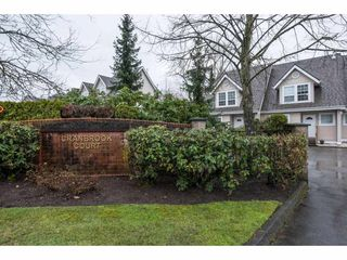 Photo 1: 12 19948 WILLOUGBY Way in Langley: Willoughby Heights Townhouse for sale : MLS®# R2145726