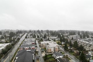 "Photo 19: 2204 602 COMO LAKE Avenue in Coquitlam: Coquitlam West Condo for sale in ""BOSA UPTOWN"" : MLS®# R2152144"