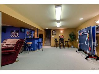 Photo 15: 32 CLYDESDALE Drive in East St Paul: Glengarry Park Residential for sale (3P)  : MLS®# 1708264