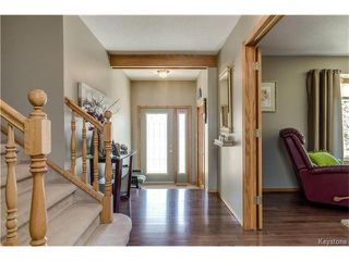 Photo 2: 32 CLYDESDALE Drive in East St Paul: Glengarry Park Residential for sale (3P)  : MLS®# 1708264