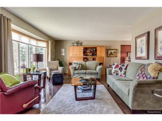 Photo 3: 32 CLYDESDALE Drive in East St Paul: Glengarry Park Residential for sale (3P)  : MLS®# 1708264