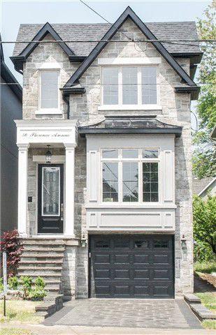 Main Photo: 54 Florence Avenue in Toronto: Lansing-Westgate House (2-Storey) for lease (Toronto C07)  : MLS®# C3786915