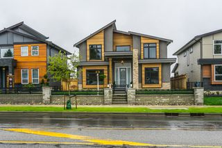 Photo 2: 1650 COMO LAKE Avenue in Coquitlam: Central Coquitlam House for sale : MLS®# R2161003
