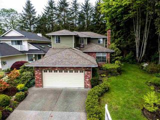"""Photo 1: 1491 PERCY Court in North Vancouver: Indian River House for sale in """"INDIAN RIVER"""" : MLS®# R2165581"""