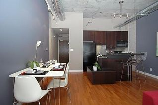 Photo 4: 408 261 E King Street in Toronto: Moss Park Condo for lease (Toronto C08)  : MLS®# C3820425