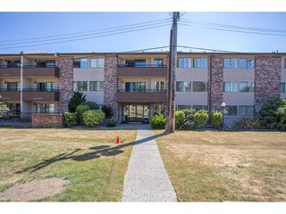 "Photo 2: 105 33956 ESSENDENE Avenue in Abbotsford: Central Abbotsford Condo for sale in ""Hillcrest Manor"" : MLS®# R2192762"