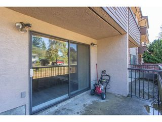 "Photo 17: 105 33956 ESSENDENE Avenue in Abbotsford: Central Abbotsford Condo for sale in ""Hillcrest Manor"" : MLS®# R2192762"