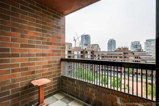 "Photo 5: 711 950 DRAKE Street in Vancouver: Downtown VW Condo for sale in ""ANCHOR POINT II"" (Vancouver West)  : MLS®# R2193803"