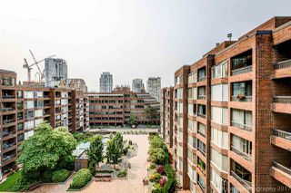 "Photo 6: 711 950 DRAKE Street in Vancouver: Downtown VW Condo for sale in ""ANCHOR POINT II"" (Vancouver West)  : MLS®# R2193803"