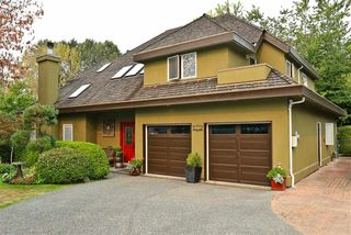 Photo 1: 8575 CAPTAINS Cove in Vancouver: Southlands House for sale (Vancouver West)  : MLS®# R2203809