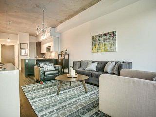 Photo 6: 733 90 Broadview Avenue in Toronto: South Riverdale Condo for sale (Toronto E01)  : MLS®# E3926308