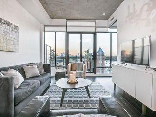 Photo 3: 733 90 Broadview Avenue in Toronto: South Riverdale Condo for sale (Toronto E01)  : MLS®# E3926308